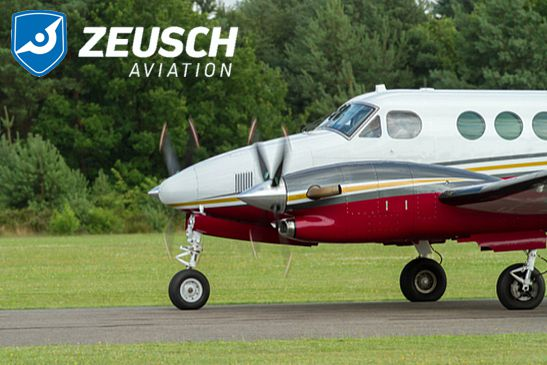 Zeusch Aviation named a Continuing Airworthiness Management Organisation