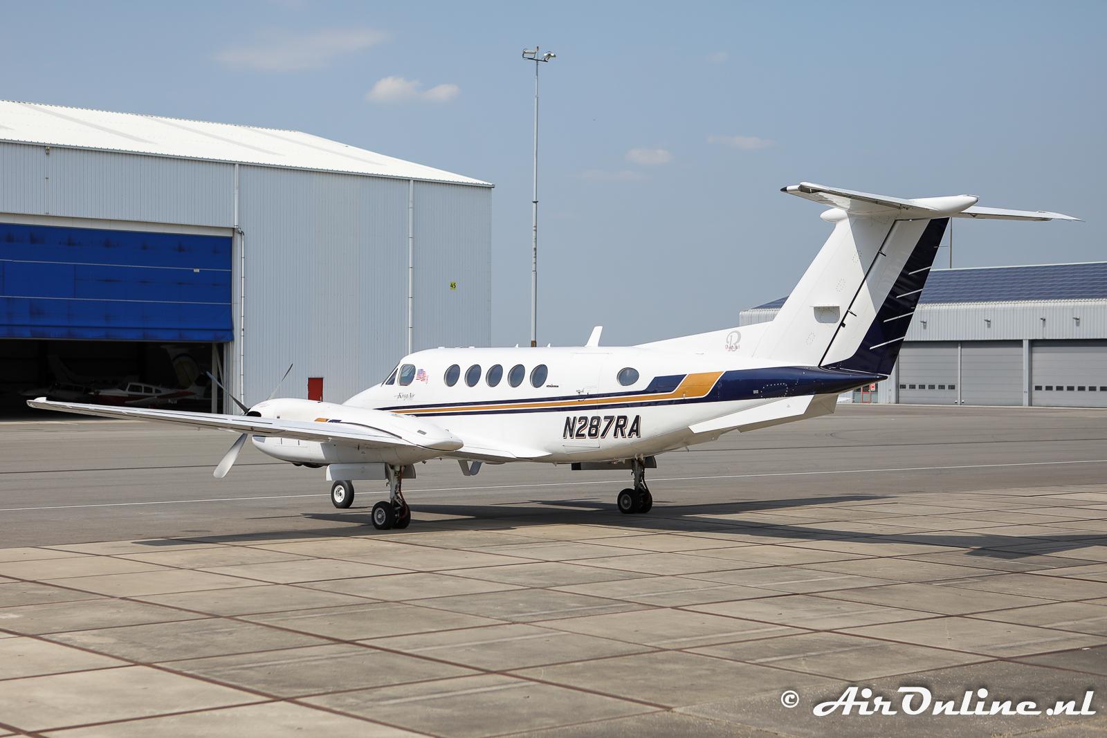 Our 4th Aircraft Beech King Air
